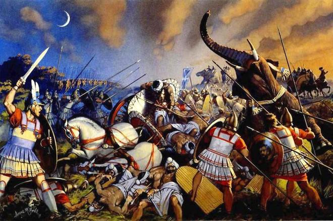 Giải mã sức mạnh đội quân siêu đẳng của Alexander Đại đế - Ảnh 5.