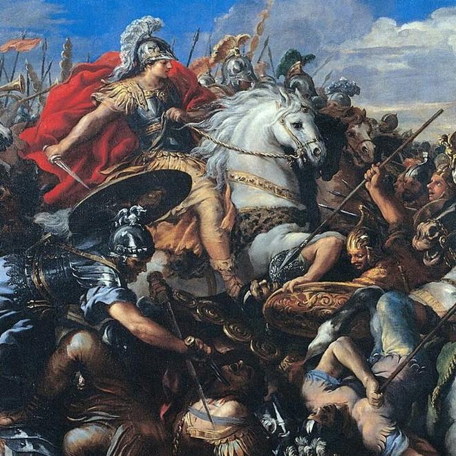 Giải mã sức mạnh đội quân siêu đẳng của Alexander Đại đế - Ảnh 6.