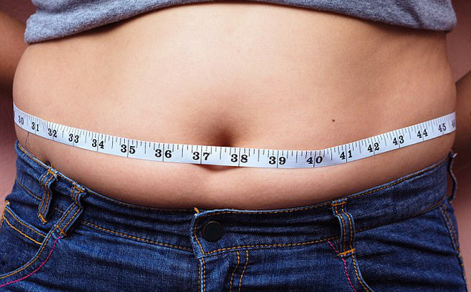 Phụ nữ đừng bỏ quên vòng 2 vì mỡ bụng làm tăng nguy cơ 2 bệnh ung thư lên tới 50%