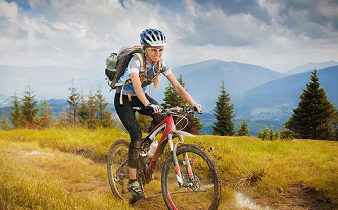 Các nhà khoa học Mỹ: Mỗi tuần đi xe đạp trong nửa có thể giờ giảm thiểu bệnh tim mạch, béo phì