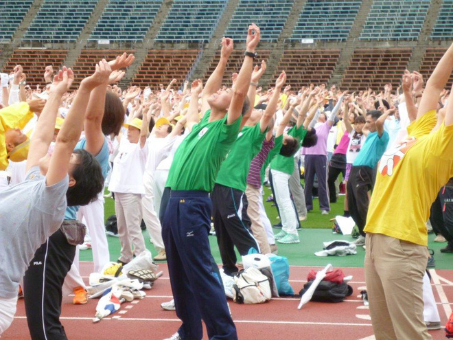 Bài thể dục Rajio Taisou có gì đặc biệt mà toàn nước Nhật duy trì tập đã gần 90 năm? - Ảnh 6.