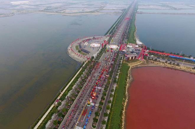 Giải mã nguyên nhân biển chết bỗng hóa màu kỳ dị ở Trung Quốc - Ảnh 4.