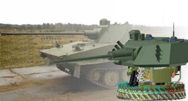 Chuyên gia Nga: Xe tăng PT-76 của Việt Nam trang bị loại pháo này sẽ có uy lực vượt trội - Ảnh 2.