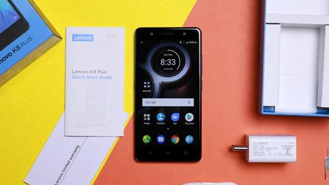 Lenovo chính thức trình làng smartphone K8 Plus tại Việt Nam: Camera kép, pin 4.000 mAh, giá 5,49 triệu đồng - Ảnh 1.