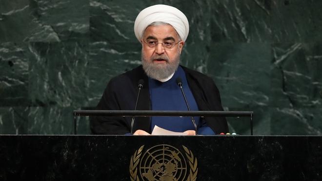Ông Trump dọa xóa thỏa thuận hạt nhân: Châu Âu tái mặt, lời tiên tri ở Iran thành sự thật - Ảnh 2.