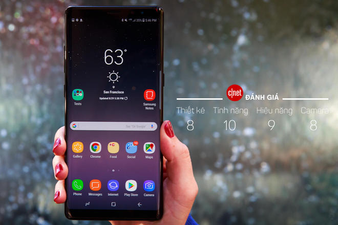 5 smartphone chất nhất có thể mua được bằng tiền ở thời điểm hiện tại - Ảnh 1.