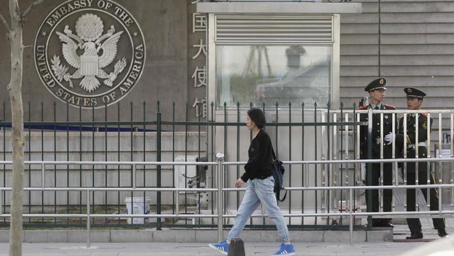Đặc vụ CIA không dám nói to trong sứ quán ở Bắc Kinh và lý do Mỹ phải ngậm bồ hòn với TQ - Ảnh 2.