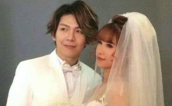 Khởi My e ấp, Kelvin Khánh để tóc dài lãng tử trong hậu trường chụp ảnh cưới