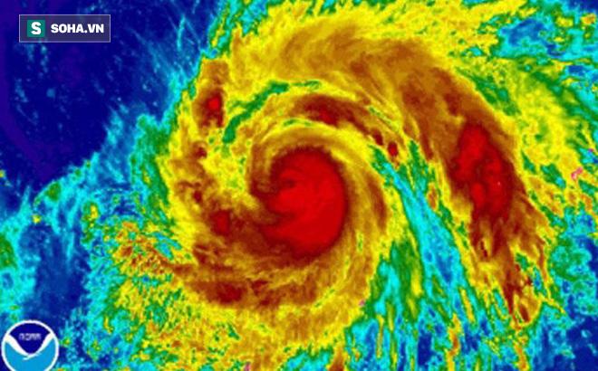Ngày mai 23/10, siêu bão Lan sẽ đổ bộ vào Nhật gây mưa và lũ lụt khủng khiếp