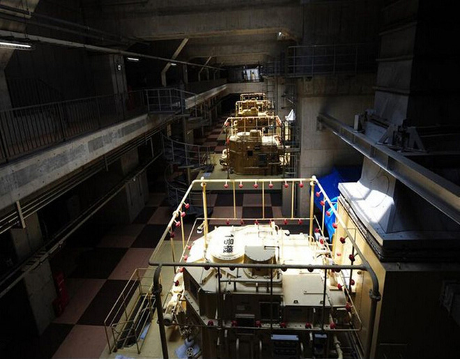 Giải mật cống ngầm lớn nhất thế giới ở Nhật, siêu bão mưa 3 ngày liền cũng không ngập - Ảnh 10.