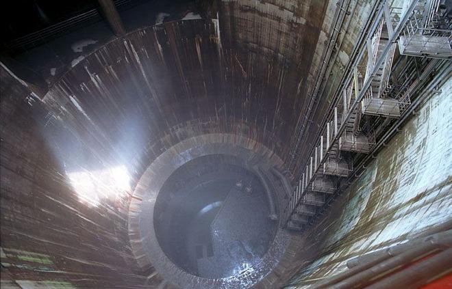 Giải mật cống ngầm lớn nhất thế giới ở Nhật, siêu bão mưa 3 ngày liền cũng không ngập - Ảnh 11.