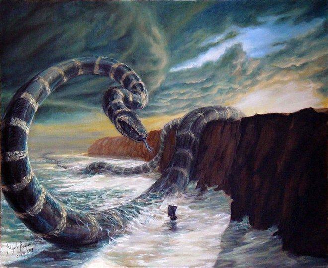 Trận chiến Ragnarok tàn khốc: Vì sao cả Odin, Thor hay Loki đều phải chết? - Ảnh 4.