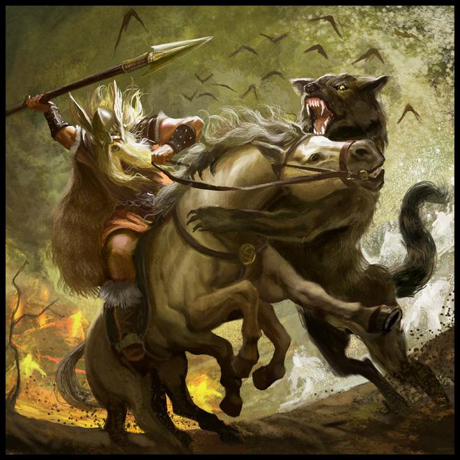 Trận chiến Ragnarok tàn khốc: Vì sao cả Odin, Thor hay Loki đều phải chết? - Ảnh 5.