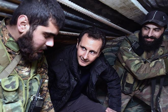 Nếu không có Iran ra tay, chính quyền Assad đã thất thủ trước khi Nga kịp nhảy vào giúp? - Ảnh 1.