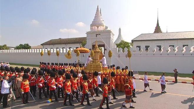 Toàn cảnh lễ hỏa táng cố Quốc vương Thái Lan Bhumibol - Ảnh 18.
