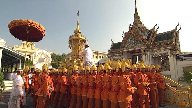 Toàn cảnh lễ hỏa táng cố Quốc vương Thái Lan Bhumibol - Ảnh 20.