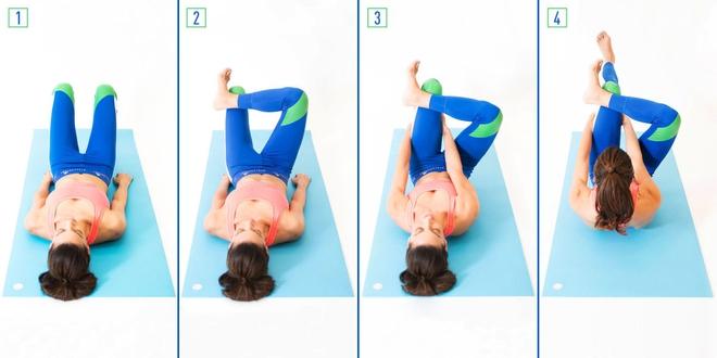 Bài tập cơ hông giúp tự chủ vùng sàn chậu, tăng khoái cảm hiệu quả như Kegel - Ảnh 1.