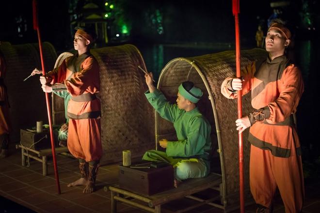 Ra mắt sân khấu thực cảnh Tinh hoa Bắc bộ đầu tiên tại Việt Nam - Ảnh 1.