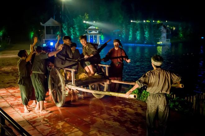 Ra mắt sân khấu thực cảnh Tinh hoa Bắc bộ đầu tiên tại Việt Nam - Ảnh 2.