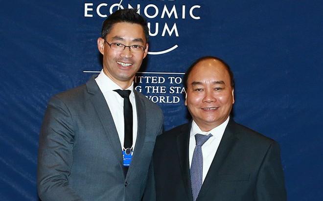 Cựu Phó thủ tướng Đức gốc Việt Philipp Roesler tham dự APEC CEO Summit tại Việt Nam