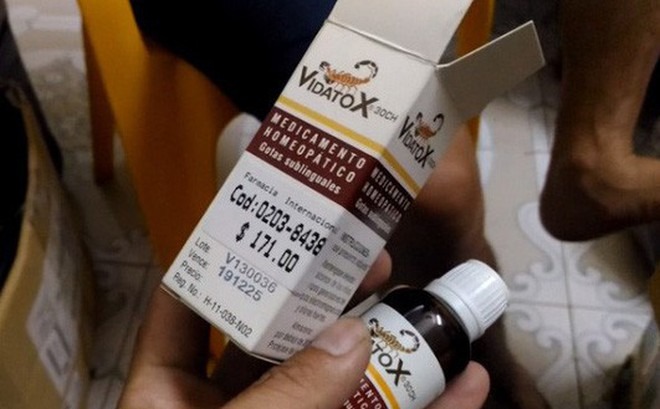 Sự thật về thuốc Vidatox chữa được ung thư