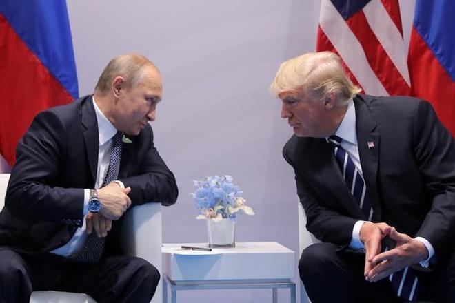 Ông Trump và ông Putin có thể thỏa thuận về Syria tại hội nghị thượng đỉnh ở Việt Nam - Ảnh 1.