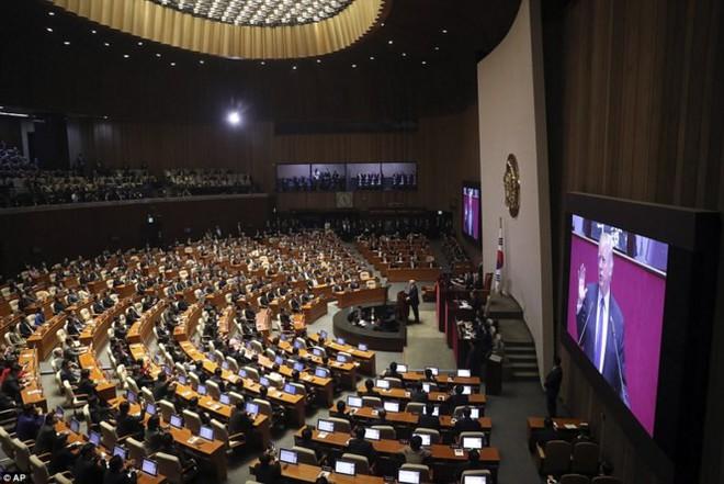 Tổng thống Mỹ: Bình Nhưỡng không nên coi thường Washington - Ảnh 1.