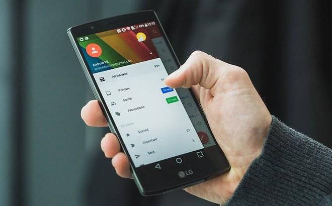 Nguy cơ bị tin tặc tấn công từ smartphone dùng Android