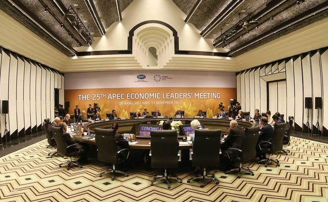 TOÀN CẢNH: Chủ tịch nước khai mạc Hội nghị các nhà Lãnh đạo kinh tế APEC - Ảnh 2.