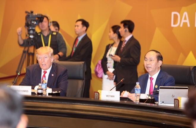 TOÀN CẢNH: Chủ tịch nước khai mạc Hội nghị các nhà Lãnh đạo kinh tế APEC - Ảnh 3.