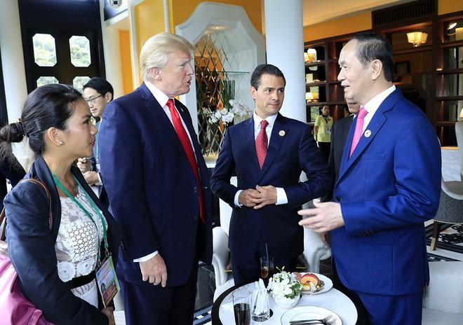 Những hình ảnh bên lề Hội nghị cấp cao của các nhà Lãnh đạo APEC - Ảnh 1.