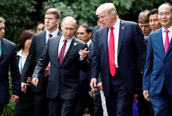 Kết thúc APEC: Kremlin bay đưa Tổng thống Putin rời khỏi Việt Nam - Ảnh 3.