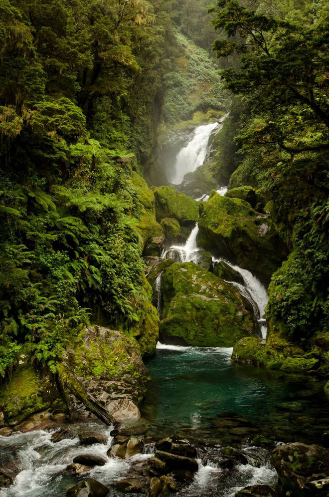 16 kỳ quan thác nước tuyệt đẹp trên khắp thế gian - Ảnh 1.