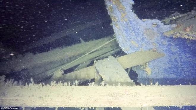 Tìm thấy xác tàu Titanic Chile bí ẩn chở 400 người sau 95 năm mất tích dưới đáy biển - Ảnh 4.