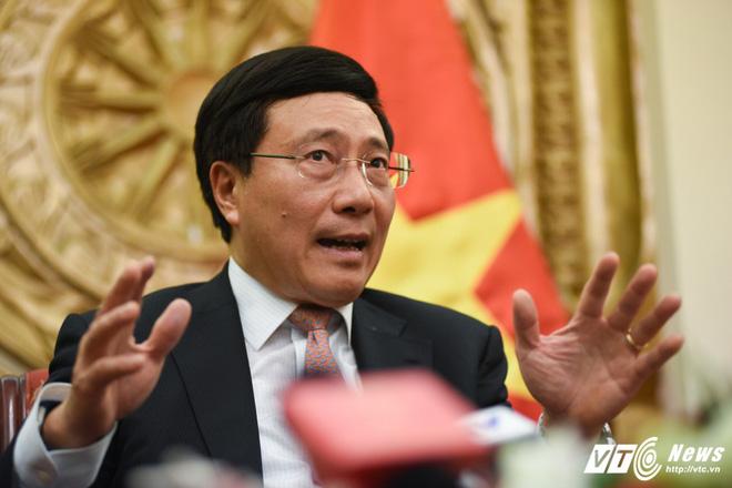 Phó Thủ tướng Phạm Bình Minh: Trí tuệ, bản lĩnh Việt Nam đã điều hòa được khác biệt trong APEC - Ảnh 1.