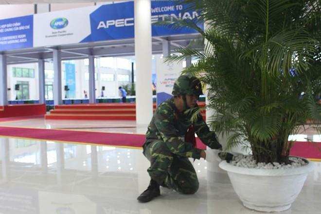 Công binh Việt Nam bảo vệ APEC 2017 như thế nào?  - Ảnh 1.