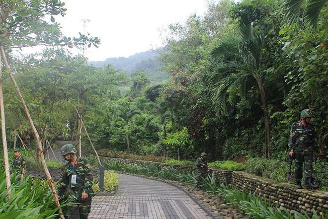 Công binh Việt Nam bảo vệ APEC 2017 như thế nào?  - Ảnh 2.