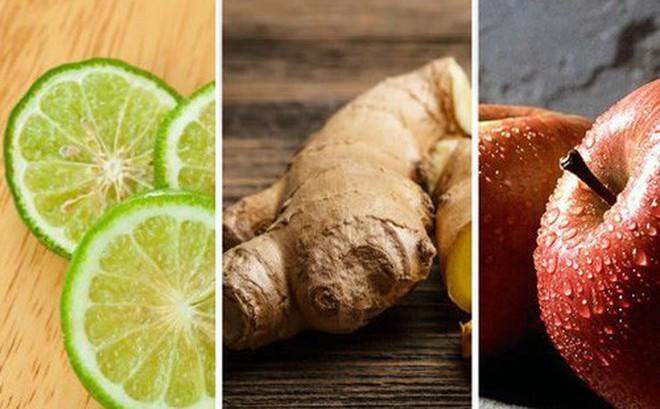 Cách làm sạch đại tràng bằng 3 nguyên liệu tự nhiên