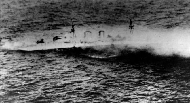 Những vụ cướp mộ khét tiếng thế giới: Khi thi thể hàng nghìn thủy thủ chưa được yên nghỉ dưới sâu đáy biển - Ảnh 1.