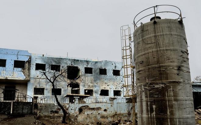 Đằng sau quyết định đón đầu tái thiết Syria của Trung Quốc