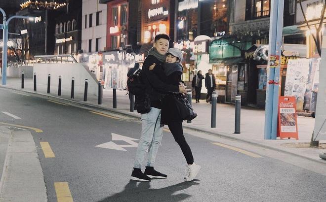 Clip kỷ niệm 2 năm ngày cưới siêu lãng mạn ở Hàn Quốc của vợ chồng Trang Lou