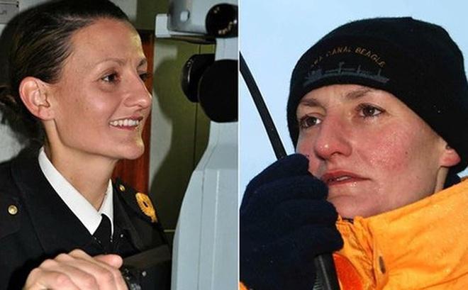 """Chân dung """"nữ hoàng biển cả"""" trên tàu ngầm Argentina mất tích"""