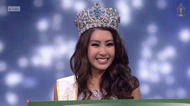 Người đẹp Hàn Quốc đăng quang Hoa hậu Siêu quốc gia, Khánh Phương dừng chân ở top 25 - Ảnh 1.
