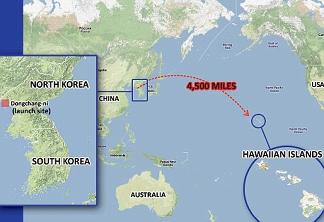 Hawaii thử còi báo động có tấn công lần đầu kể từ sau Chiến tranh lạnh - Ảnh 1.