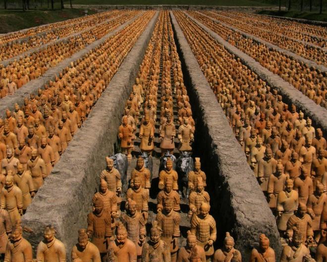Sự thật tàn khốc ẩn sau lăng mộ kỳ bí và hoành tráng của Tần Thủy Hoàng - Ảnh 3.