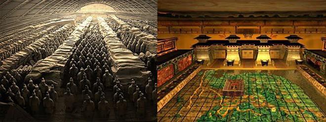 Sự thật tàn khốc ẩn sau lăng mộ kỳ bí và hoành tráng của Tần Thủy Hoàng - Ảnh 4.