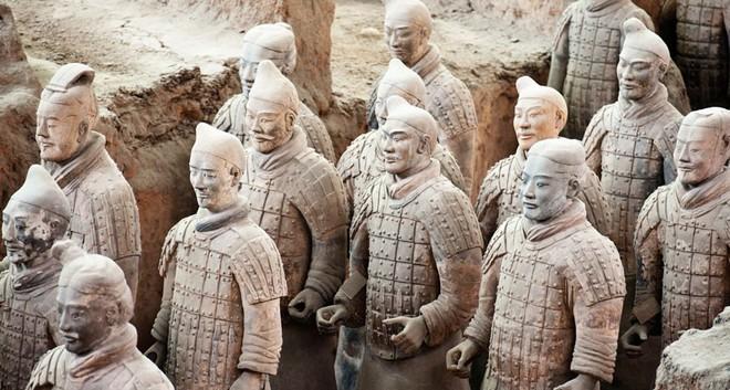 Sự thật tàn khốc ẩn sau lăng mộ kỳ bí và hoành tráng của Tần Thủy Hoàng - Ảnh 8.