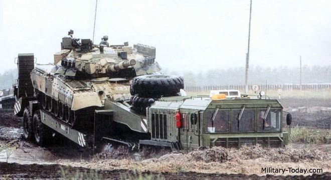 Đoàn xe tăng T-90S Việt Nam rồng rắn từ cảng về đơn vị như thế nào? - Ảnh 3.