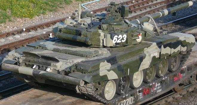 Đoàn xe tăng T-90S Việt Nam rồng rắn từ cảng về đơn vị như thế nào? - Ảnh 2.