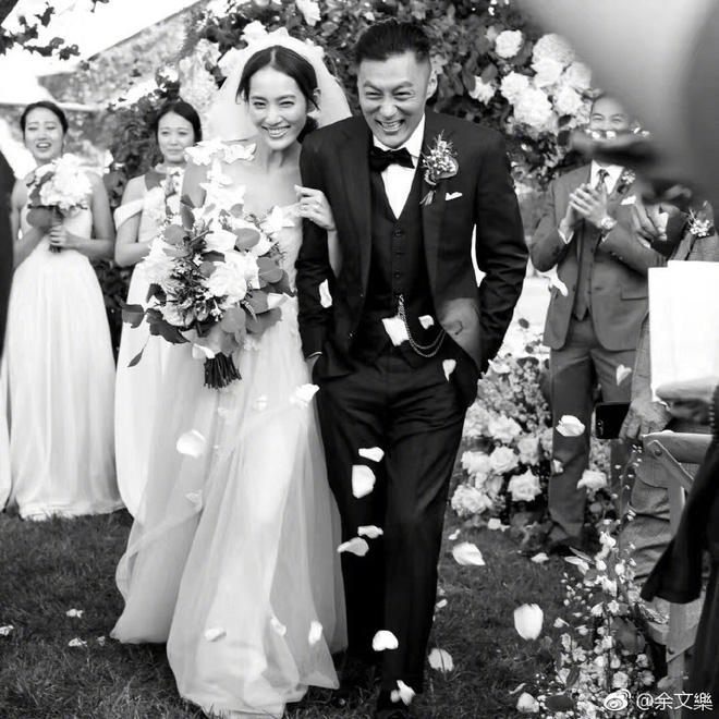 Tài tử Vô Gian Đạo 3 bất ngờ thông báo kết hôn với thiên kim tiểu thư Hồng Kông - Ảnh 1.